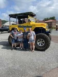 Loretta attended 4-wheel Jamboree on Jul 9th 2021 via VetTix