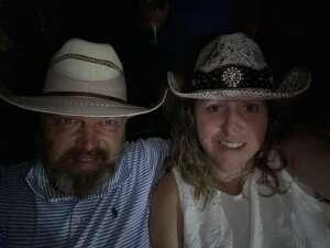 Bryan attended Alabama's 50th Anniversary Tour on Jul 3rd 2021 via VetTix
