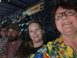 Rose Olson attended Alabama's 50th Anniversary Tour on Jul 3rd 2021 via VetTix