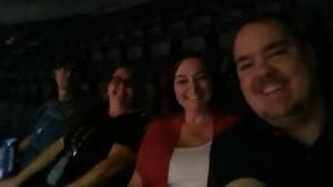 Justin  attended Alabama's 50th Anniversary Tour on Jul 3rd 2021 via VetTix
