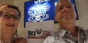 Gunny CB attended Alabama's 50th Anniversary Tour on Jul 3rd 2021 via VetTix