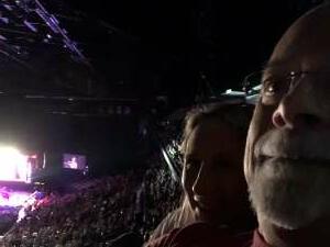 CH attended Alabama's 50th Anniversary Tour on Jul 3rd 2021 via VetTix