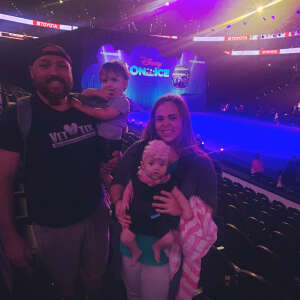 Michael attended Disney on Ice Presents Mickey's Search Party on Aug 5th 2021 via VetTix