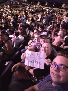 Jim attended Disney on Ice Presents Mickey's Search Party on Aug 5th 2021 via VetTix