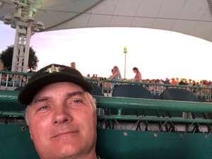 Skyler Carey attended Clay Walker on Jul 9th 2021 via VetTix
