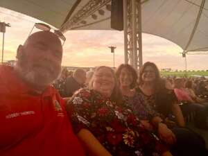 Robert  attended Clay Walker on Jul 9th 2021 via VetTix