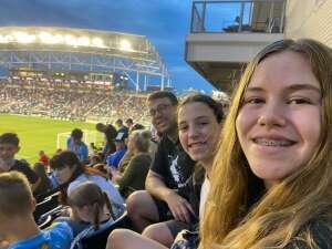 Seth attended Philadelphia Union vs. DC United - MLS on Jul 17th 2021 via VetTix