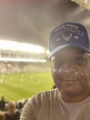 Joseph Denby  attended Philadelphia Union vs. DC United - MLS on Jul 17th 2021 via VetTix