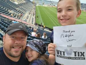 Click To Read More Feedback from Philadelphia Union vs. DC United - MLS