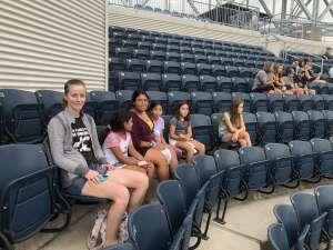 Haze attended Philadelphia Union vs. DC United - MLS on Jul 17th 2021 via VetTix