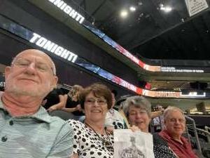 Dean Moser attended Arizona Rattlers vs. Sioux Falls Storm on Jul 24th 2021 via VetTix