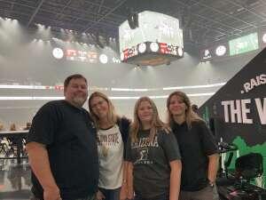 Wallace  attended Arizona Rattlers vs. Sioux Falls Storm on Jul 24th 2021 via VetTix