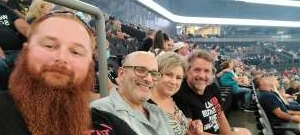 Dave Michels attended Arizona Rattlers vs. Sioux Falls Storm on Jul 24th 2021 via VetTix