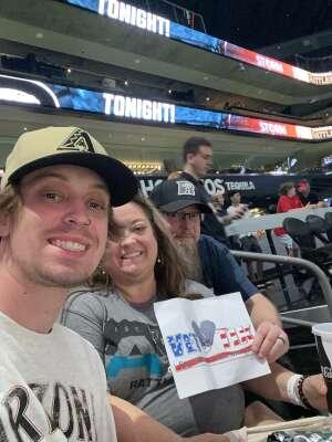 Brent Sturdy attended Arizona Rattlers vs. Sioux Falls Storm on Jul 24th 2021 via VetTix