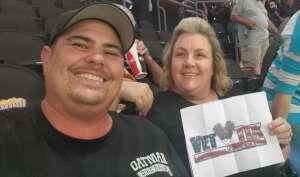 William attended Arizona Rattlers vs. Sioux Falls Storm on Jul 24th 2021 via VetTix