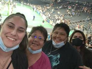 Janice attended Arizona Rattlers vs. Sioux Falls Storm on Jul 24th 2021 via VetTix