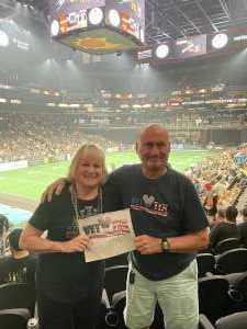 Click To Read More Feedback from Arizona Rattlers vs. Sioux Falls Storm