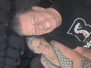 Chuck attended Arizona Rattlers vs. Sioux Falls Storm on Jul 24th 2021 via VetTix