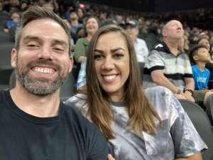 Nick attended Arizona Rattlers vs. Sioux Falls Storm on Jul 24th 2021 via VetTix