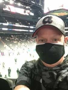 Randy attended Arizona Rattlers vs. Sioux Falls Storm on Jul 24th 2021 via VetTix