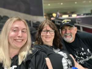 Mike G. attended Arizona Rattlers vs. Sioux Falls Storm on Jul 24th 2021 via VetTix