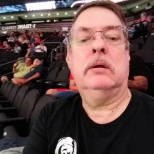 Mike attended Arizona Rattlers vs. Sioux Falls Storm on Jul 24th 2021 via VetTix