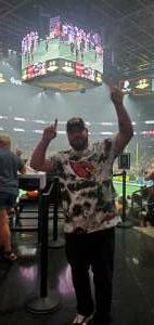 Ramon attended Arizona Rattlers vs. Sioux Falls Storm on Jul 24th 2021 via VetTix