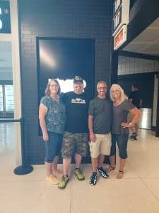CMS70 attended Arizona Rattlers vs. Sioux Falls Storm on Jul 24th 2021 via VetTix