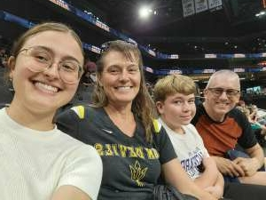 Linda L attended Arizona Rattlers vs. Sioux Falls Storm on Jul 24th 2021 via VetTix
