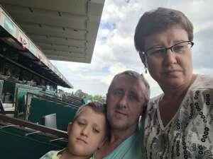 Juozas attended Belmont Stakes: July 4th Race Day! on Jul 4th 2021 via VetTix
