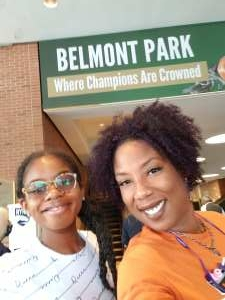 Shawana attended Belmont Stakes: July 4th Race Day! on Jul 4th 2021 via VetTix