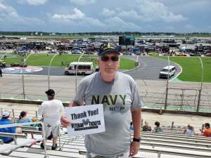 Click To Read More Feedback from Quaker State 400 Presented by Walmart