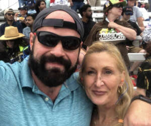 Michele Sturgill attended Quaker State 400 Presented by Walmart on Jul 11th 2021 via VetTix