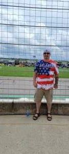 Zach D attended Quaker State 400 Presented by Walmart on Jul 11th 2021 via VetTix