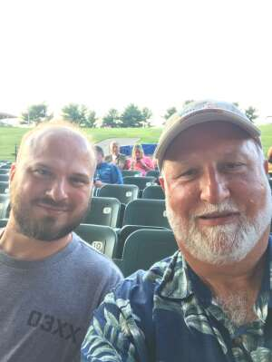 Anthony attended An Evening With Chicago and Their Greatest Hits on Jul 21st 2021 via VetTix