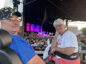 Earl attended An Evening With Chicago and Their Greatest Hits on Jul 21st 2021 via VetTix