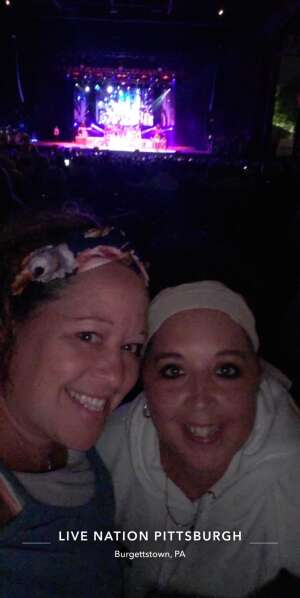 Jennifer Richardson attended An Evening With Chicago and Their Greatest Hits on Jul 21st 2021 via VetTix