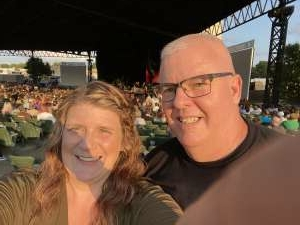 Greg attended An Evening With Chicago and Their Greatest Hits on Jul 21st 2021 via VetTix