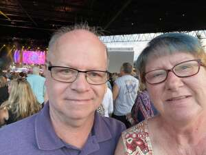 KC attended An Evening With Chicago and Their Greatest Hits on Jul 21st 2021 via VetTix