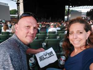 Chris - Marine Vet attended An Evening With Chicago and Their Greatest Hits on Jul 21st 2021 via VetTix