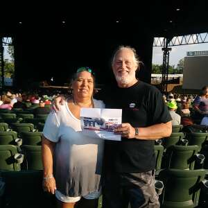 Todd attended An Evening With Chicago and Their Greatest Hits on Jul 21st 2021 via VetTix