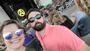 James attended Lindsey Stirling - Artemis Tour North America 2021 on Aug 11th 2021 via VetTix
