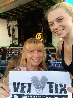 Rhonda attended Lindsey Stirling - Artemis Tour North America 2021 on Aug 11th 2021 via VetTix