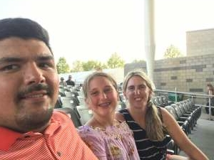 Anthony L attended Lindsey Stirling - Artemis Tour North America 2021 on Aug 11th 2021 via VetTix