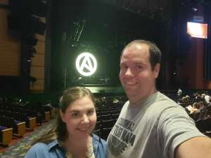 medic8113 attended Lindsey Stirling - Artemis Tour North America 2021 on Aug 18th 2021 via VetTix