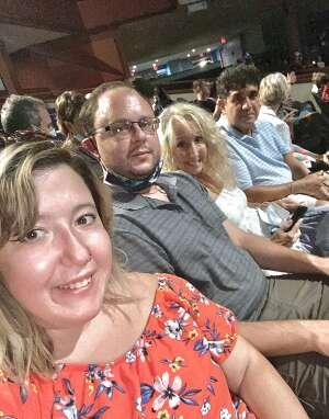 Richard gonzalez attended Lindsey Stirling - Artemis Tour North America 2021 on Aug 18th 2021 via VetTix