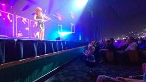 RyanHorbal attended Lindsey Stirling - Artemis Tour North America 2021 on Aug 18th 2021 via VetTix