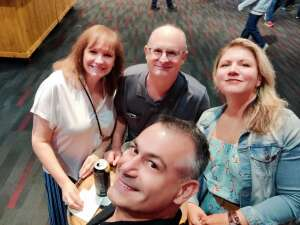 John attended Lindsey Stirling - Artemis Tour North America 2021 on Aug 18th 2021 via VetTix