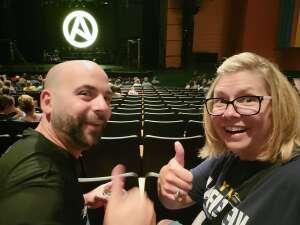 Melissa MM attended Lindsey Stirling - Artemis Tour North America 2021 on Aug 18th 2021 via VetTix