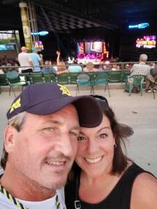 Todd attended An Evening With Chicago and Their Greatest Hits on Jul 25th 2021 via VetTix